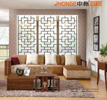 foshan best selling home furniture popular comfortable living room sofa 6301#