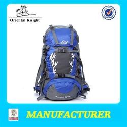 hot sale green waterproof hiking nylon backpack 2014 2015