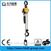 New Design Light Duty Chain Hoist Lever Chain Block 250kg 5 FT Ratchet Lever Chain Hoist
