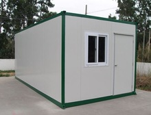 Newly design! Best seller in CHina luxury container house, living container house, steel container home for sale