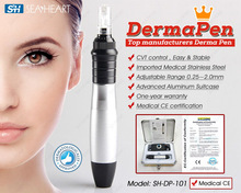2014 New products on market Infinite Speed control skin vibration derma pen