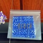 plastic custom mini decorative ziplock bag