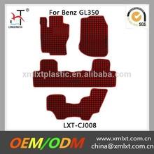 5 pcs car carpet for mercedes benz GL350