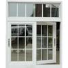 Latest window designs Aluminum window grill design with tempered glass meet Australia standard AS2208