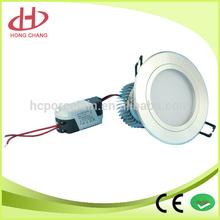 Modern type 3w led downlight