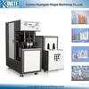 2-cavity semi automatic blow molding machine