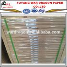 B/A/AA/AAA Grade Duplex Board in Sheet Packaging