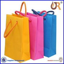 Customizable Paper Shopping Bag / Paper Carry Bag / Paper Carrier Bag