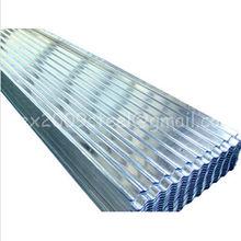 Building construction material corrugated galvanized/aluzinc/aluiminum steel roofing sheet