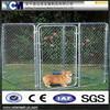 galvanized chain link fence dog playpen