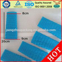 Colorful Protection Fruit Foam Plastic Net 20cm