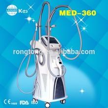 professional newest design vacuum lose fat slimming machine
