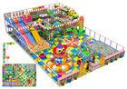 indoor playground jungle gym playground TEL0107
