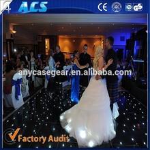 Year-end promotion LED sensitive led dance floor ,LED fancy night lights ,vibration activated led light