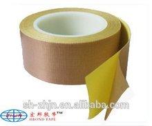 High insulation self adhesive fiberglass mesh heat tape