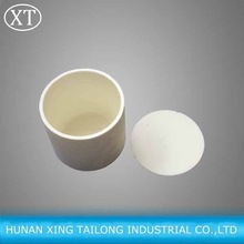 High Quality Assurance Alumina Ceramic Crucibles For Melting Platinum