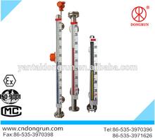 UHZ-99A magnetic float level indicator magnetic rotar display level measuring gauge