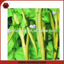 Garden Pea and Bean Net Trellis