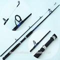 Fibra de vidro feio vara de pesca de pesca chinês enfrentar