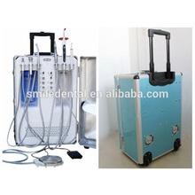 CE Approved Equipo dental portatil / cheap portable dental unit