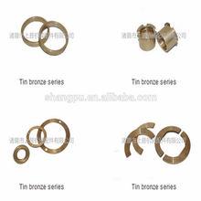 OEM Tin Bronze Bushing wrapped bronze washer bearing