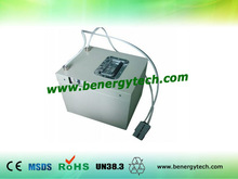 LiFePO4 power battery pack 72V 60Ah