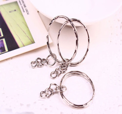 Supply metal keychain,keyring parts, wholesale cheap keychain accessories