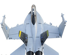 ready to fly F18 EPS foam material 2.4 ghz rc plane