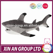 Custom sea animal stuff toy shark plush