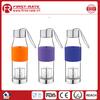Wholesale water glass bottle