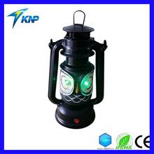 Halloween Decorative LED Portable Hurricane Lantern