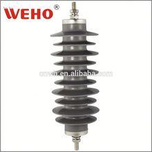 New design HY10W-12 substation lightning arrester