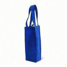 Top quality 6 pack wine bottle bag