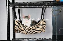 Soft Plush Pet Swing Hammock Comfy Cat Hammock Cat Pet Bed