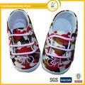 ที่มีคุณภาพสูงราคาถูกขายส่งใบบนรองเท้าผ้าใบรองเท้าผ้าใบทารก