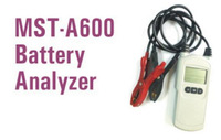 2014 Newest for Automotive Lead-acid Battery Analyzer battery Tester battery checker with LCD screen MST-A600