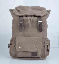 2014 factory backpack brown travel big backpack bags