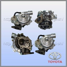 New! Toyota Hiace 2kd turbocharger for sale CT16 17201-30030