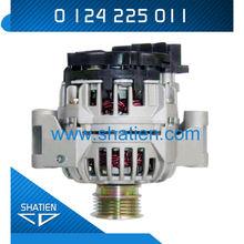 100% new made in china 12V 85A bosch auto car small alternator ,OEM:0124225011,CA1576IR
