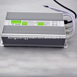 200W 12V waterproof electronic LED driver