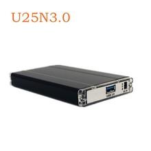 "USB 3.0 SATA And IDE External 2.5"" Hdd Enclosure Case With Big PCB"