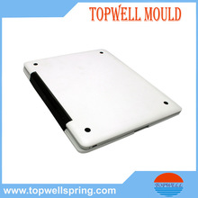 Professional plastic electronic housing for laptop shell case with plastic mould n15012916
