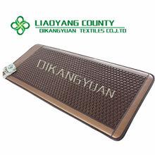 Decavem 900 stones 75*180cm ceragem similar thermal massage bed mat , tourmaline heating mattress with CE TUV FDA Approved