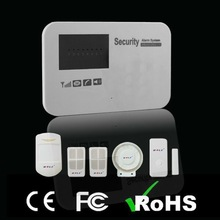 New Product ! GSM Alarm System Support APP&Android Operation