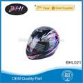 De la cara llena de la motocicleta baratos casco precio de BHI piezas de la motocicleta