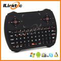 Yeni 2.4G mini kablosuz klavye smartphone akıllı tv sinek ile air mouse