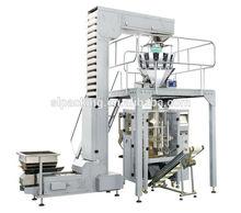 Nova condição vertical automática máquinas para embalagem de frutas polpas