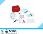 Outdoor first aid kit,family travel first aid bag,mini CE/FDA first aid kit bag