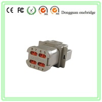 8 Pin auto wire deutsch DT04-08PA-E003 terminal connector
