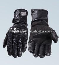 Best Selling Motocross Racing Gloves Motorbike Off road Long goat Leather gloves